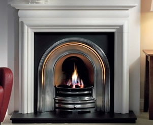 Agean Limestone Fire Surrounds