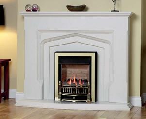 Burley Gas Fires & Flueless Gas Fires