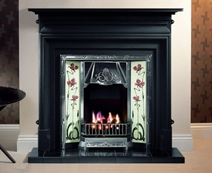 Cast Iron Fireplace Packages