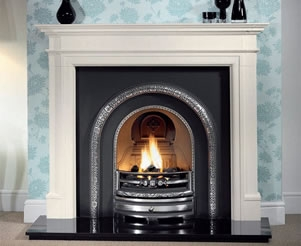 Gallery Cast Iron Fire Inserts