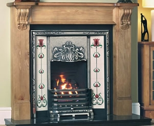 Wooden Fire Surrounds