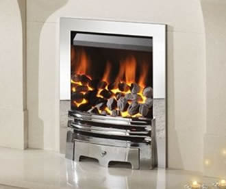 Full Depth Gas Fires