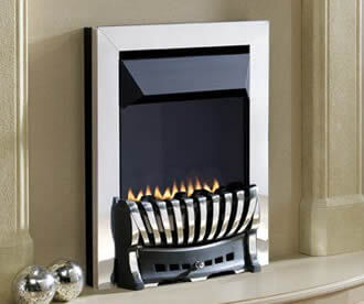 Gas Fires Without Chimneys