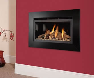 Hole In The Wall Balanced Flue Gas Fires