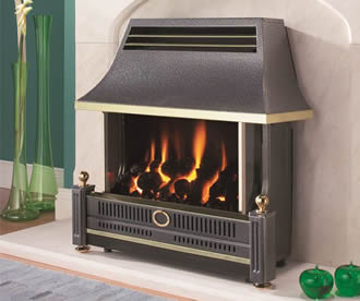 Freestanding and Outset Gas Fires