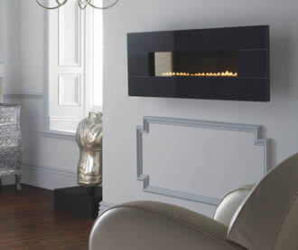 Wall Mounted Flueless Gas Fires