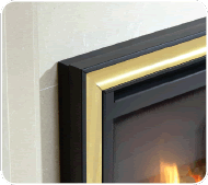 Be Modern Gas Fires Optional Spacer.