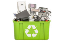 electrical recycling waste