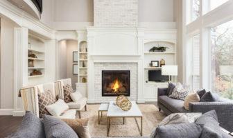 5 Stunning Fireplaces U0026 Their Perfect Interior Design Style Match