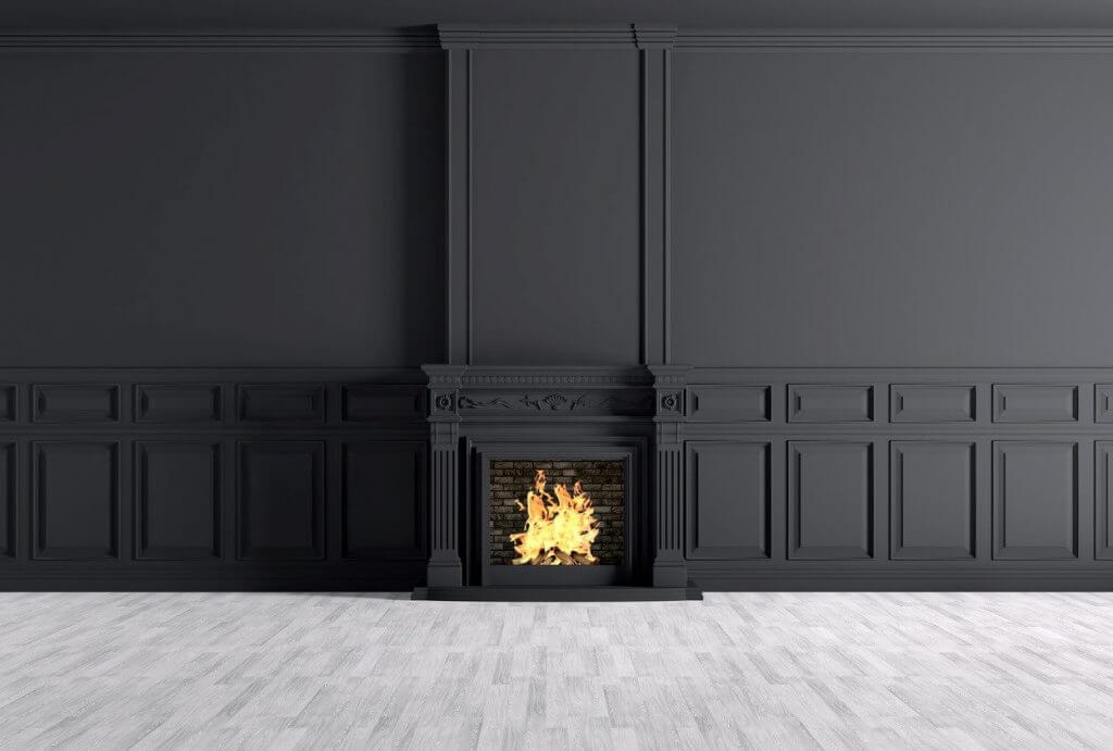 The 5 Hottest Fireplace Design Trends And Interior Colours
