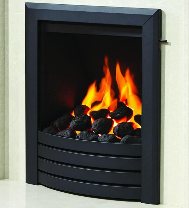 Be Modern Vortex Gas Fire