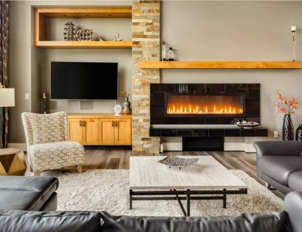 How To Choose The Right Fireplace For Your Home's Decor