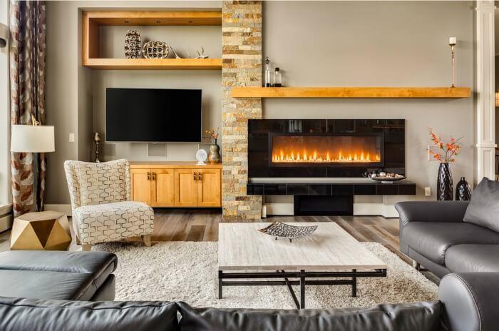 Как выбрать камин под свой дом и индивидуальный стиль
