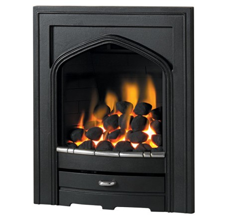PUREGLOW CHURCHILL FULL DEPTH GAS FIRE