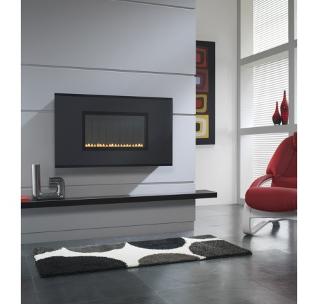 EKOFIRES 5070 WALL MOUNTED FLUELESS GAS FIRE