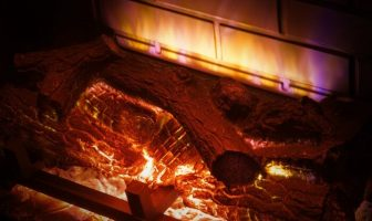 Electric fire advantages