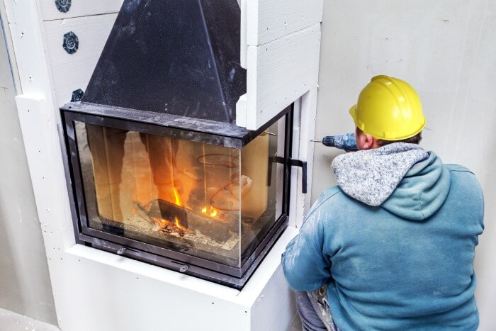 qualified fireplace installer