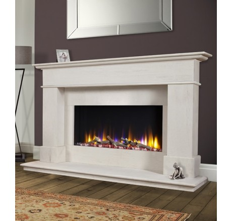 Celsi Ultiflame VR Avignon Elite Fireplace Suite