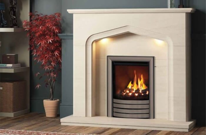 The Diffe Types Of Stone Fireplace, Fire Stones For Fireplace