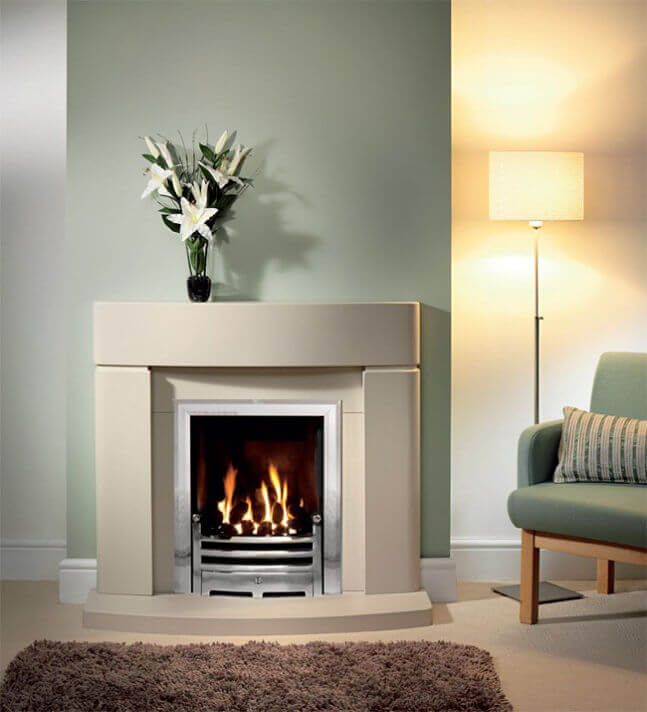 Gallery Collection Clifton Jurastone Fireplace