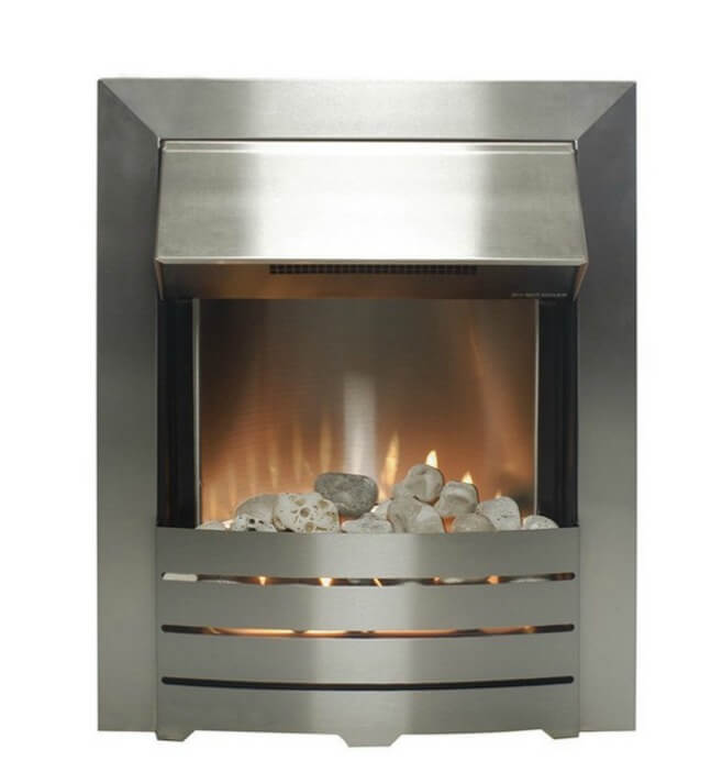 Modern Helios Electric Fire