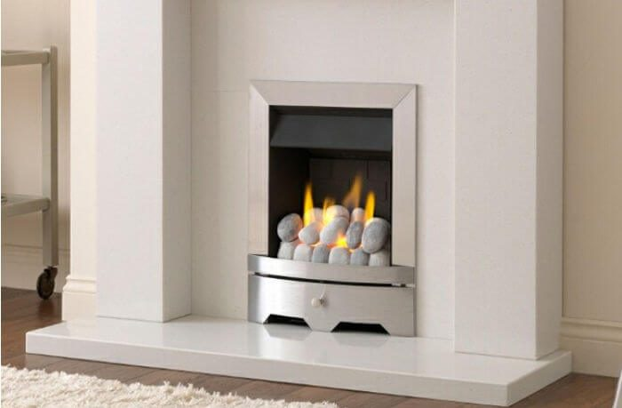 Valor Seattle Slimline Inset Gas Fire