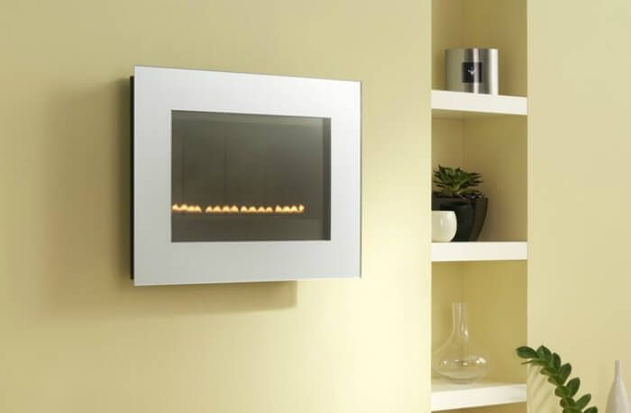 Eko Fires 5060 Wall Mounted Flueless Gas Fire