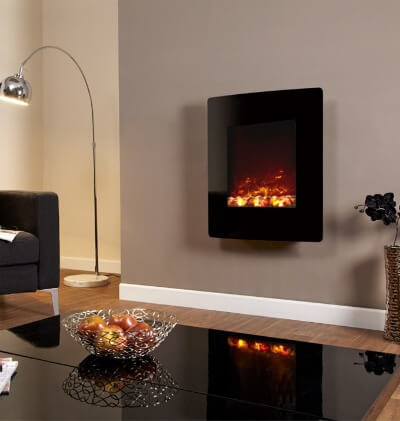 Celsi Electriflame XD Portrait Wall Mounted Electric Fire