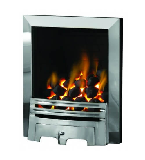 Pureglow Grace Slimline Gas Fire