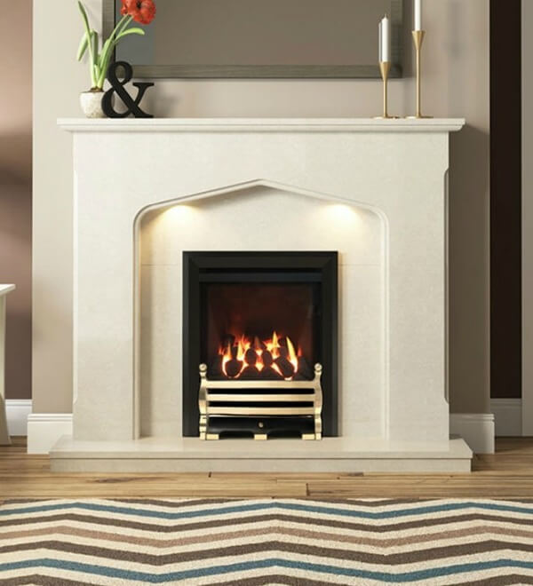 Be Modern Classic Collection Deepline HE Gas Fire