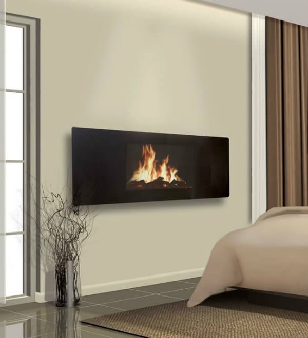 Celsi Puraflame Panoramic Wall Mounted Electric Fire