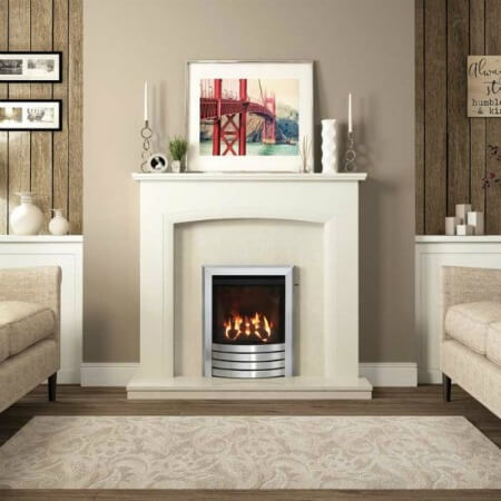 Be Modern Ellonby Timber Fire Surround