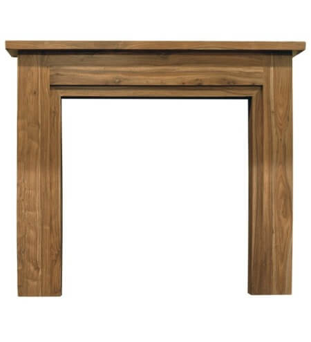 Carron Colorado Sheesham Wooden Fire Surround
