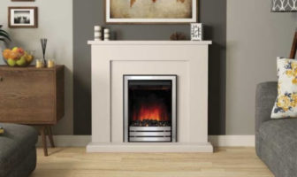 Be Modern Marden Electric Fireplace Suite