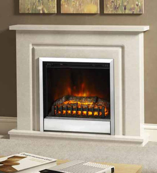 Be Modern Temperley Electric Fireplace Suite