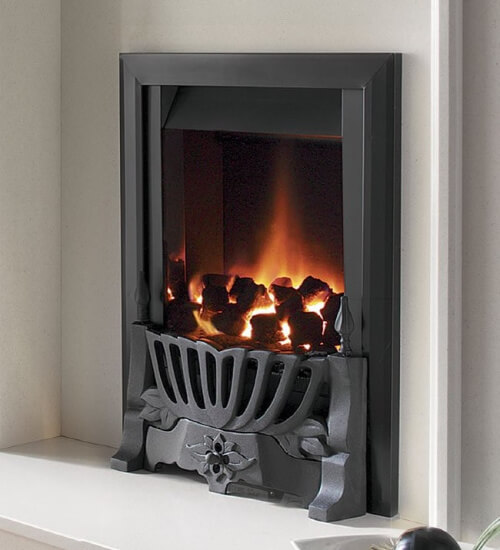 Flavel Windsor Contemporary High-Efficiency Gas Fire