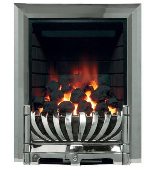 Be Modern Avantgarde Deepline Gas Fire
