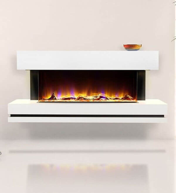 Celsi Electriflame VR Volare 1100 Electric Fire Suite