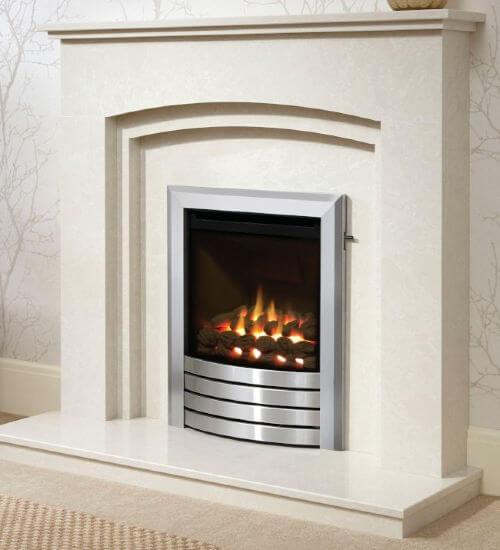 Be Modern Design Fascia Balanced Flue Gas Fire