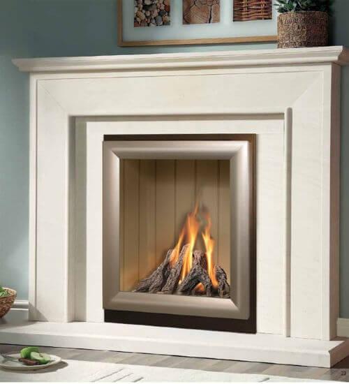 Verine Meridian Balanced Flue Gas Fire