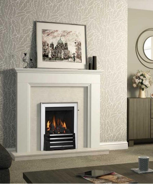 Be Modern Westerdale Timber Fire Surround
