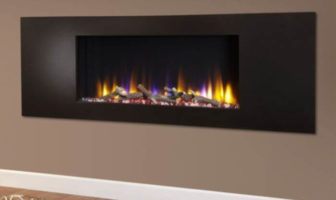 best log effect electric fires