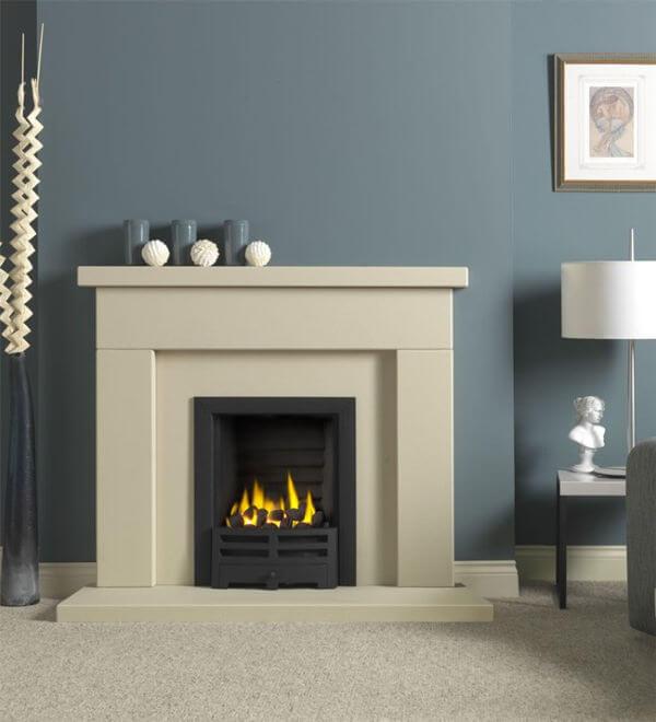 Gallery Collection Durrington Jurastone Fireplace