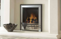 Verine Frontier Gas Fire Remote Controlled