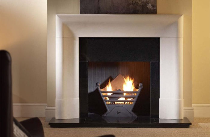 Contemporary Fireplace Surrounds And, Granite Fireplace Surround Modern
