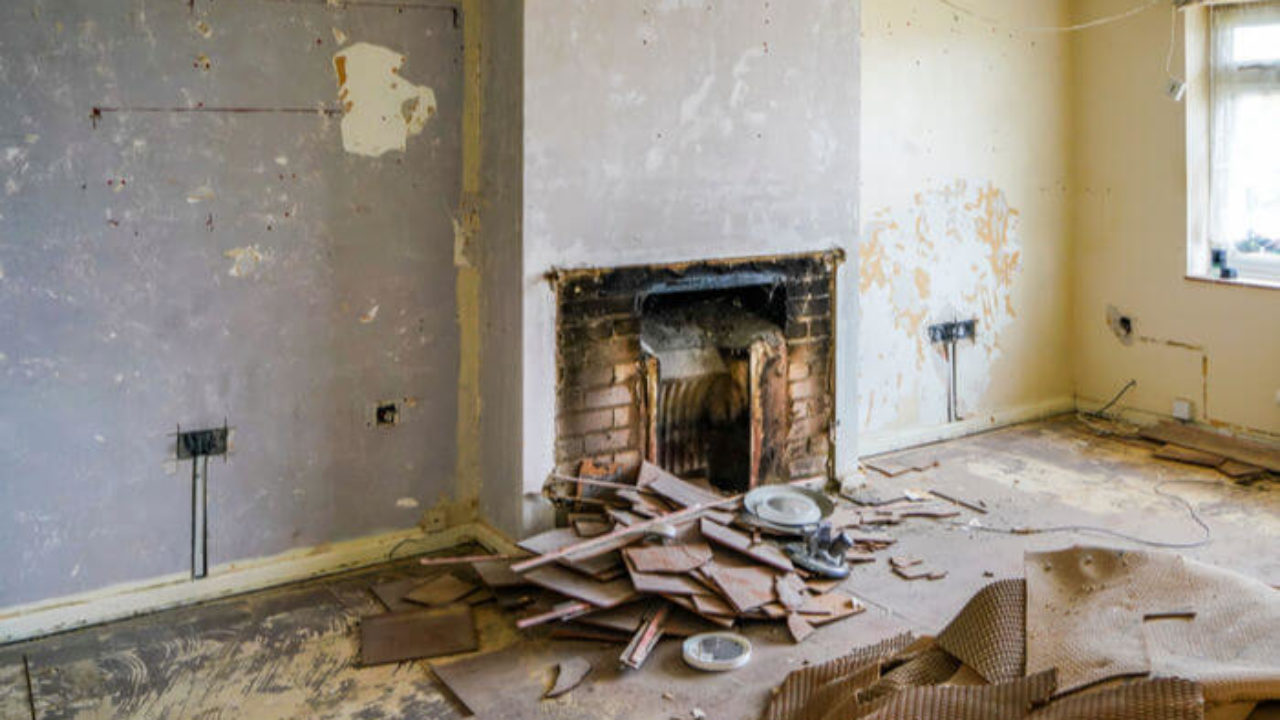 How To Remove A Chimney T Direct Fireplaces