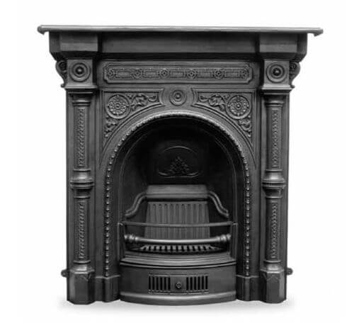 Carron Tweed Cast Iron Combination Fireplace