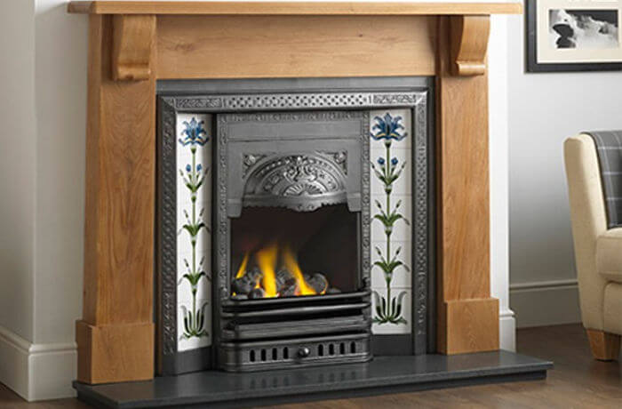 How To Remove A Fireplace Surround, Can You Put Wood Around A Fireplace