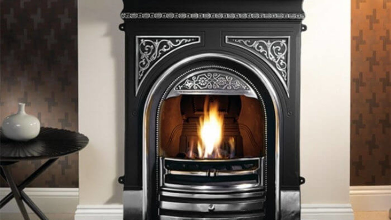 How To Re A Cast Iron Fireplace, How To Clean Cast Iron Fireplace Grate