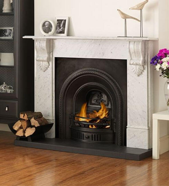 Cast Tec Ardley Cast Iron Fire Insert